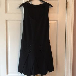 Little black cotton dress NEVER WORN
